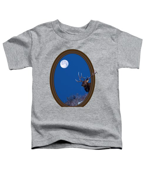 Looking Beyond Toddler T-Shirt by Shane Bechler