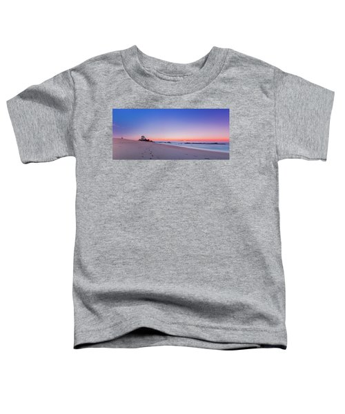Looking Into The Distance Toddler T-Shirt