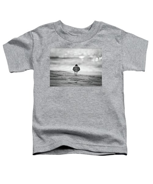Looking Out To Sea Toddler T-Shirt