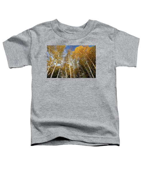 Looking Up Toddler T-Shirt
