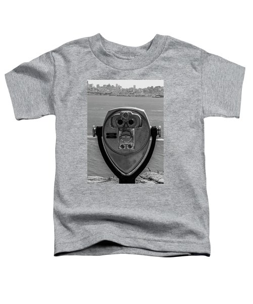 Lookout Point Toddler T-Shirt