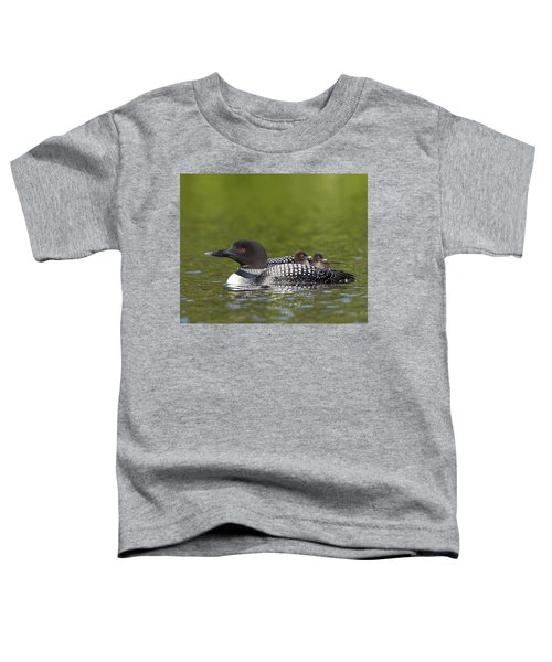 Loon Taxi Toddler T-Shirt