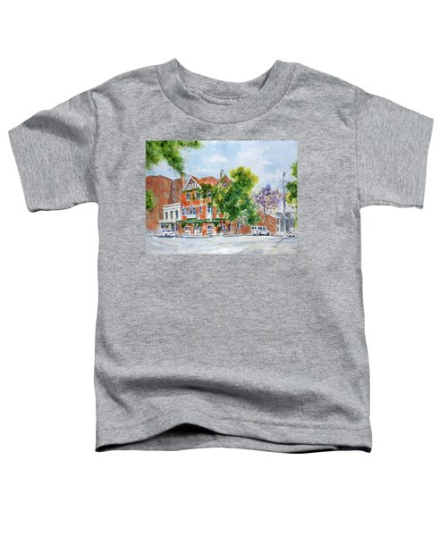 Lord Dudley Hotel Toddler T-Shirt