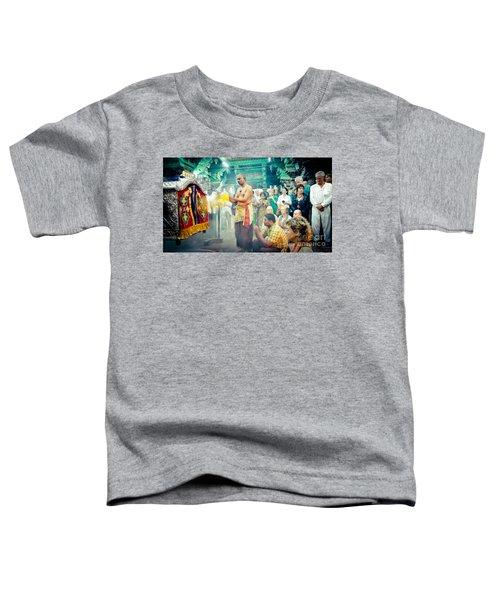 Lord Shiva Meenakshi Temple Madurai India Toddler T-Shirt
