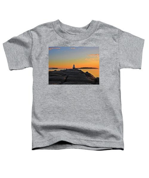 Lost In The Sunrise Toddler T-Shirt