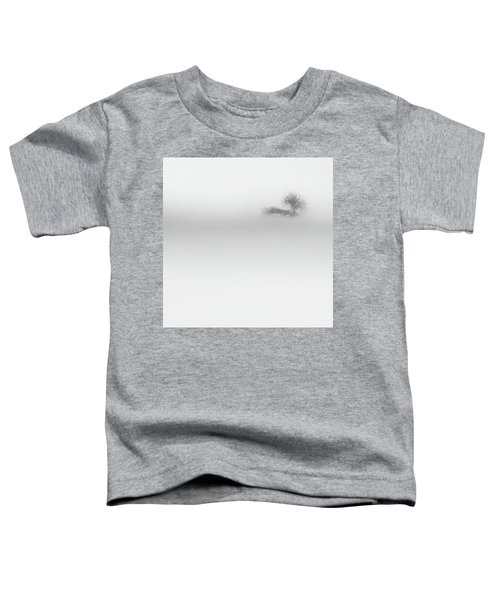 Toddler T-Shirt featuring the photograph Lost Island Square by Bill Wakeley