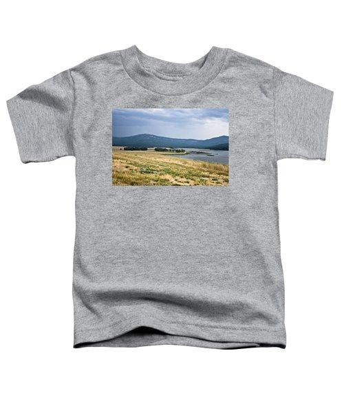 Lost Trail Wildlife Refuge 3 Toddler T-Shirt