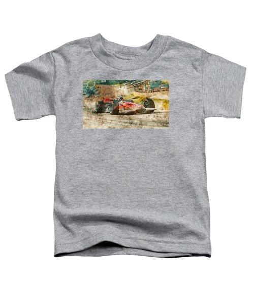 Lotus 49 - 33 Toddler T-Shirt