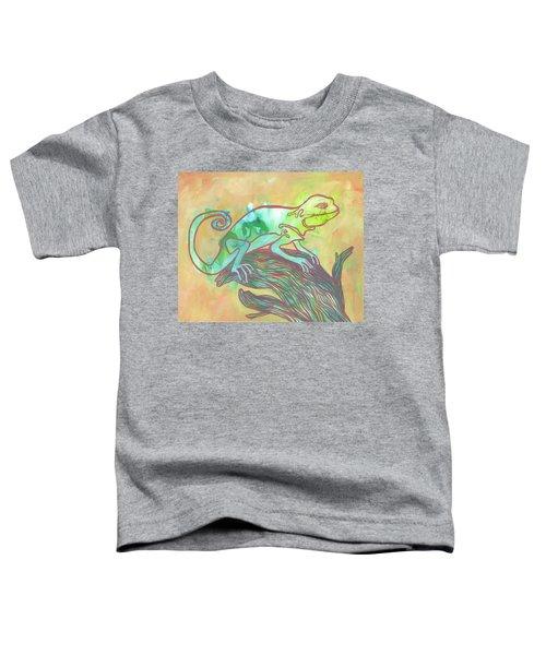 Lounging Toddler T-Shirt