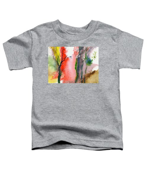Love Birds 2 Toddler T-Shirt