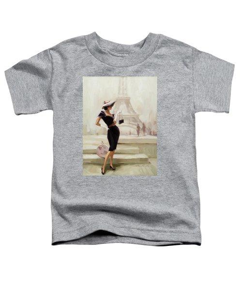 Love, From Paris Toddler T-Shirt
