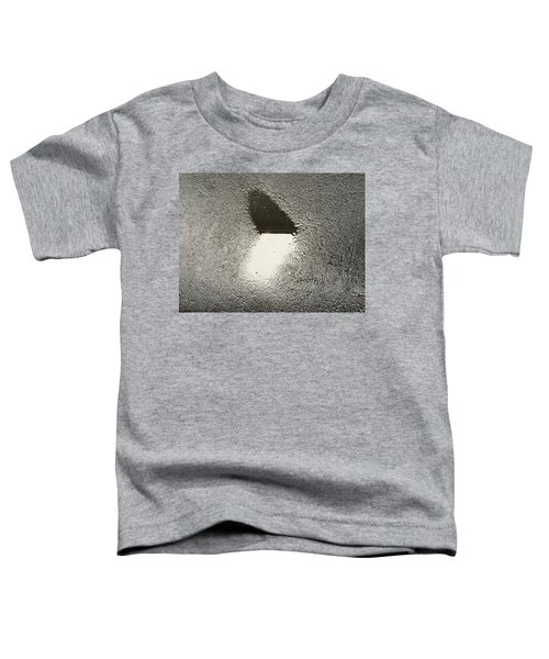 Love In The Rain Toddler T-Shirt by Allyson Blue Dolphin Creations