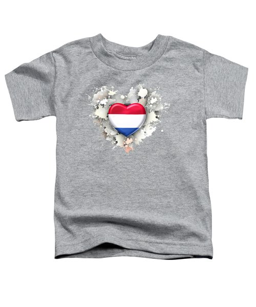 Love Netherland.1 Toddler T-Shirt
