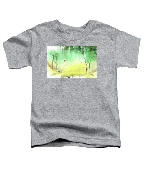 Lovebirds 3 Toddler T-Shirt