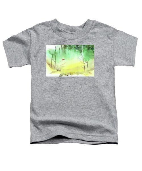 Lovebirds 3 Toddler T-Shirt