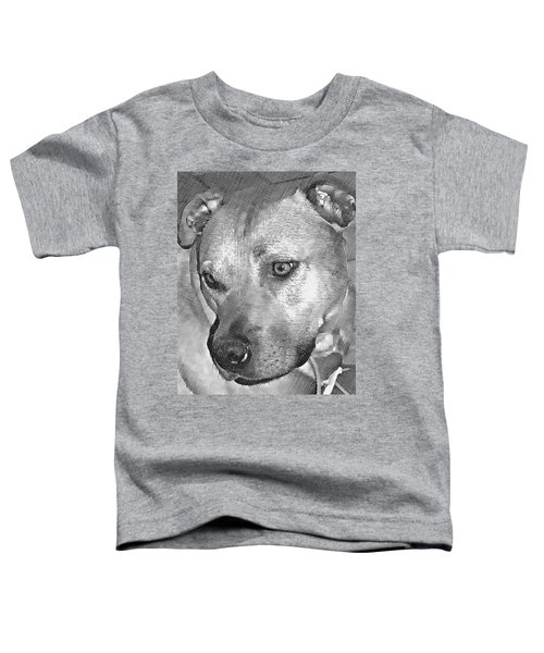 Lovely Dog Toddler T-Shirt