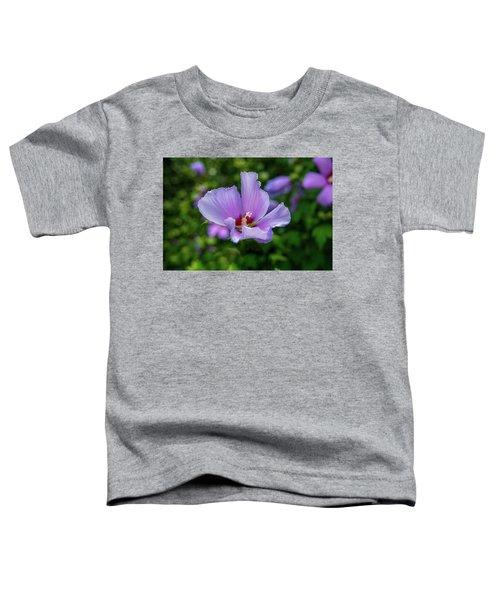 Lovely Hibiscus Toddler T-Shirt