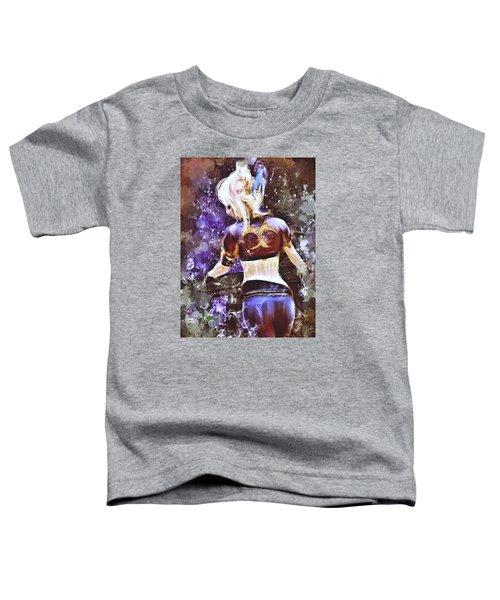 Lovely Night Toddler T-Shirt