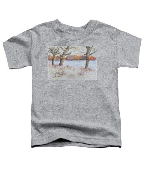 Lovers' Lake Toddler T-Shirt