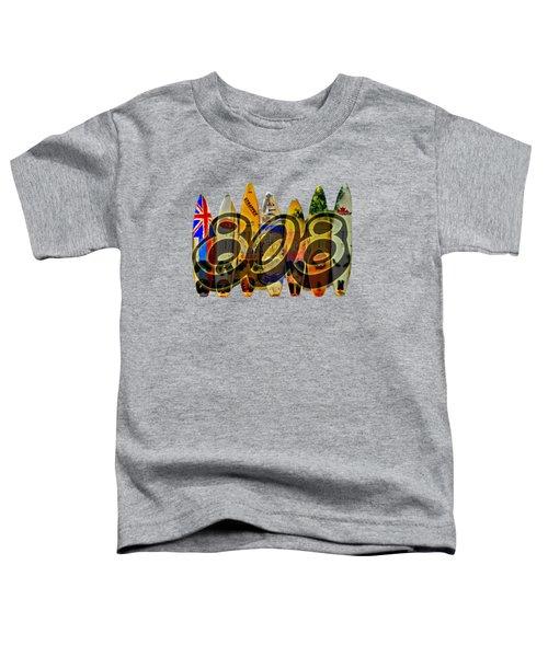 Lovin' 808 Toddler T-Shirt