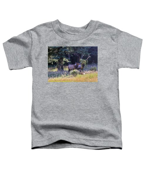 Loving The New Hairdo Toddler T-Shirt