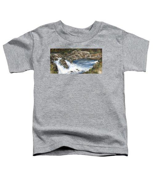 Lucia Falls Summer Toddler T-Shirt