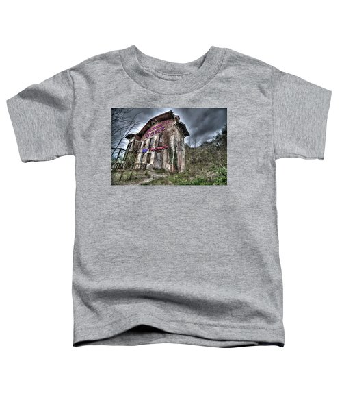 Luciano's Motel Toddler T-Shirt