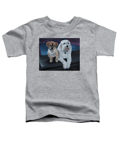 Lucy And Colby Toddler T-Shirt