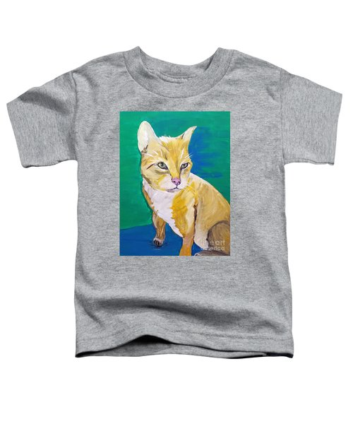Lulu Date With Paint Nov 20th Toddler T-Shirt