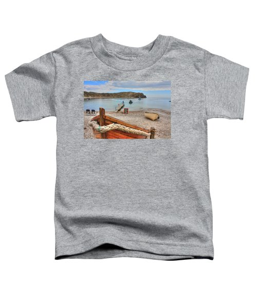 Lulworth Cove Toddler T-Shirt
