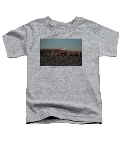 Lunar Eclispe  Toddler T-Shirt