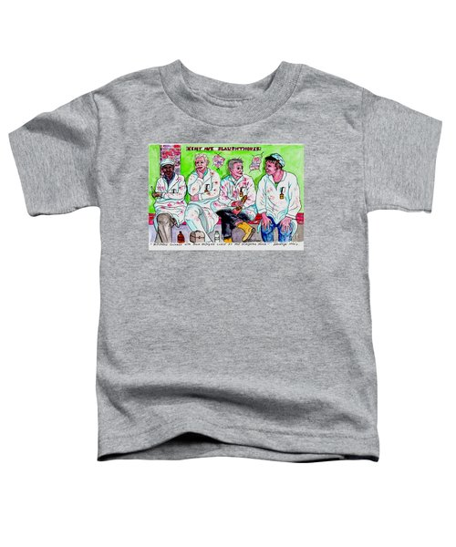 Lunch Break At The Slaughter House Toddler T-Shirt
