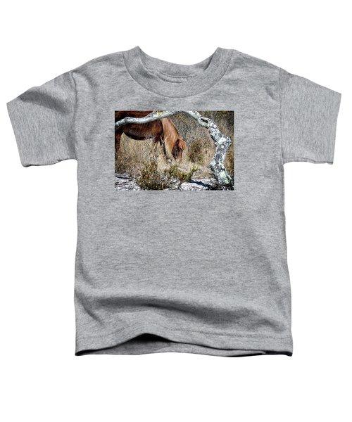 Lunchtime For Gokey Go-go Bones Toddler T-Shirt