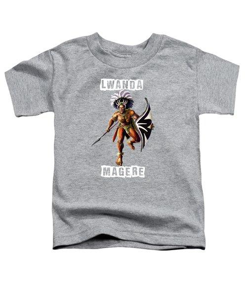 Luanda Magere Toddler T-Shirt