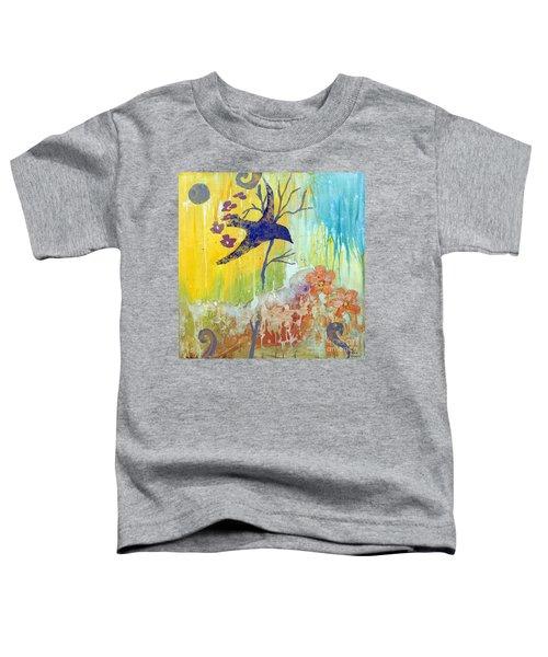 Ma Doh Bird Soars Toddler T-Shirt