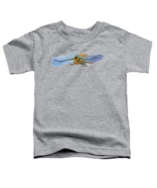 Macaw No 03 Toddler T-Shirt