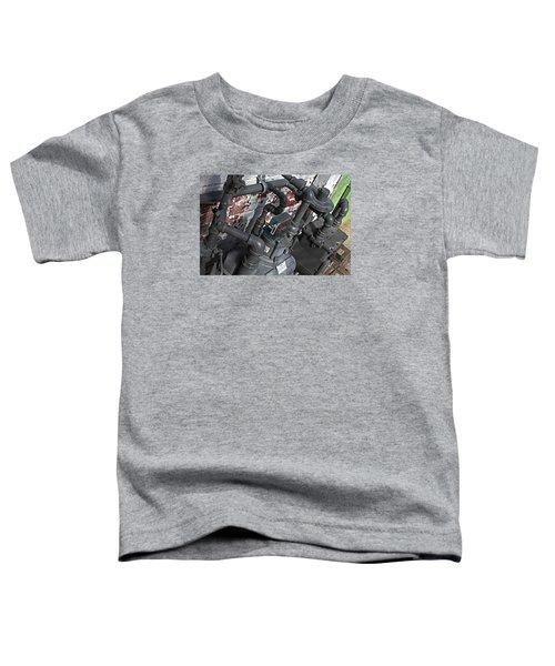 Machinery Toddler T-Shirt