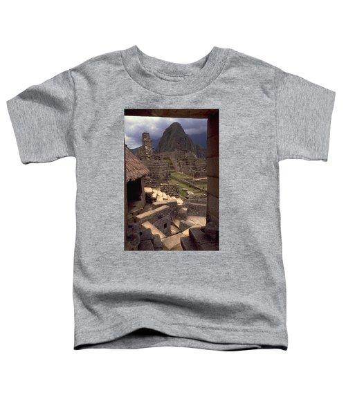 Machu Picchu Toddler T-Shirt
