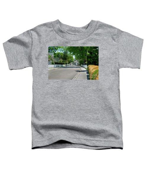 Mackinac Island Street Toddler T-Shirt