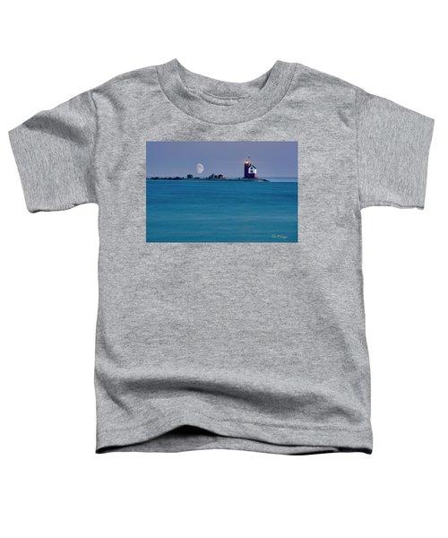 Mackinac Moon Toddler T-Shirt