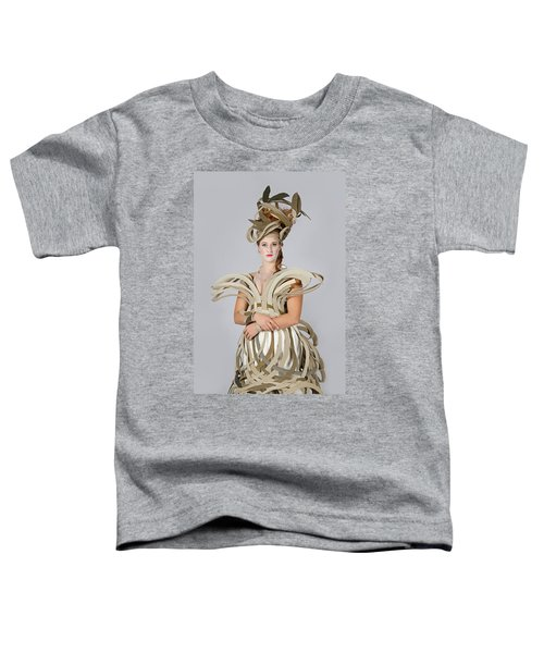Isabel In Mad Hutter Toddler T-Shirt
