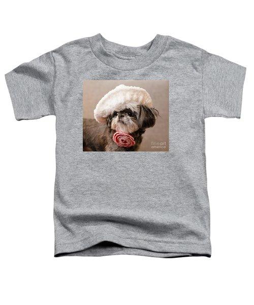 Madam Scarlett Toddler T-Shirt