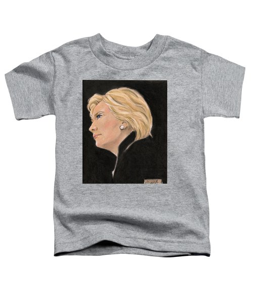Madame President Toddler T-Shirt by P J Lewis