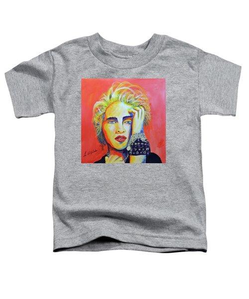 Madonna Toddler T-Shirt