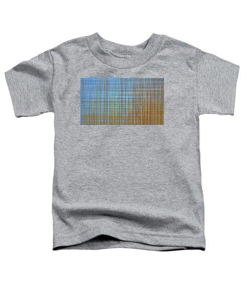 Madras Plaid Toddler T-Shirt