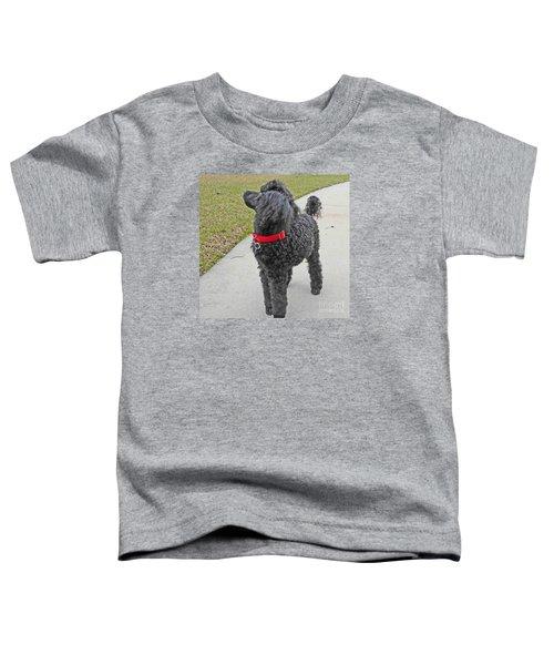 Maggie On Bird Watch Toddler T-Shirt