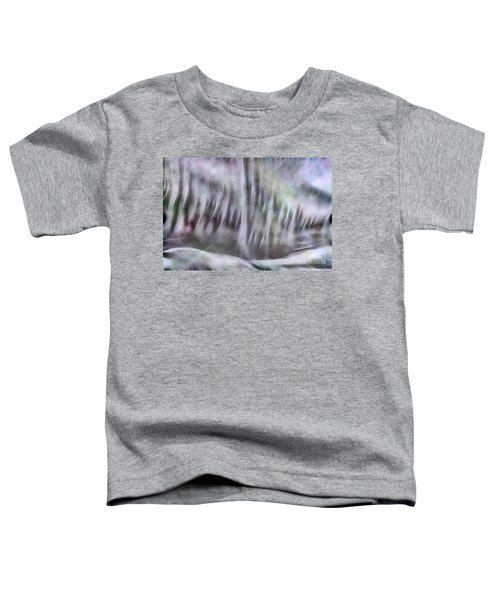 Toddler T-Shirt featuring the photograph Symphony In Pastel Colors by Yulia Kazansky