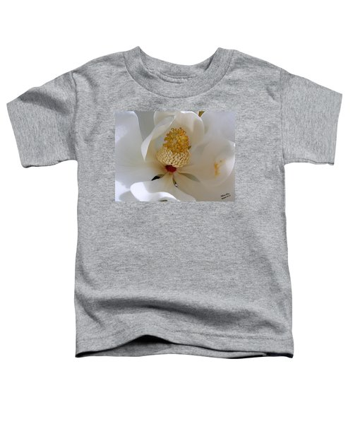 Magnolia Happiness Toddler T-Shirt