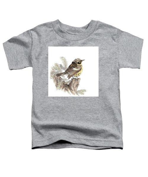 Magnolia Warbler Toddler T-Shirt