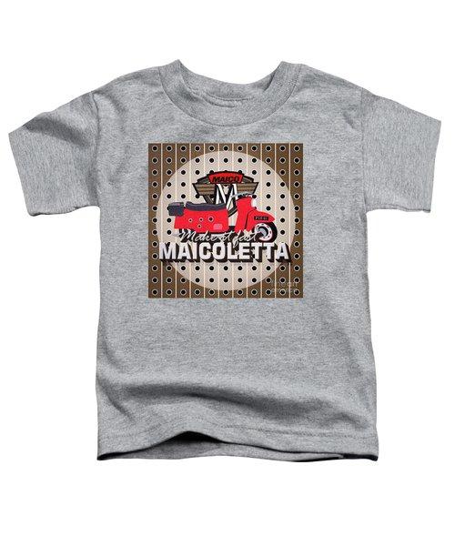Maicoletta Scooter Advertising Toddler T-Shirt